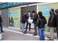 Haliliye Belediyesinden PKU hastalarına gıda yardımı