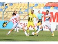 TFF 1. Lig: Menemenspor: 0 - Boluspor: 3