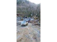 Çanakkale'de maden ocağı göçtü: 1 işçi göçük altında