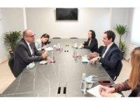 Kosova Cumhurbaşkanı Sadriu'dan Büyükelçi Sakar'a teşekkür
