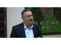 Başkan Savaş'tan UEFA ve Boupendza açıklaması
