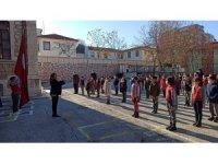 Malatya'da da öğrenciler ders başı yaptı
