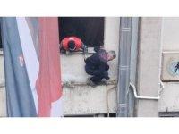 """Rize'de """"yelekli"""" iş güvenliği önlemi"""