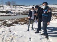 Hayvan İçme Suyu Göleti için ön inceleme yapıldı