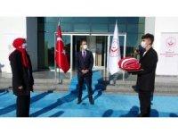 'Anadolu Gönül Yolu' projesinde ay yıldızlı bayrak Çankırı'da