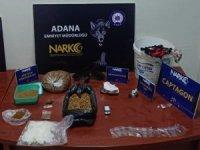 Adana'da bir ayda 94 torbacı tutuklandı