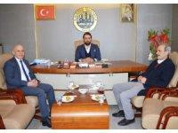 MİM-DER Başkanı Bülbüloğlu'na hayırlı olsun ziyareti