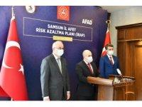 Samsun'da 800 bin kişiye afet farkındalık eğitimi