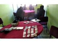 Isparta'da kumar oynayan 8 kişiye 31 bin 880 TL para cezası