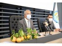 Başkan Tarhan, Davultepe ile ilgili suskunluğunu bozdu