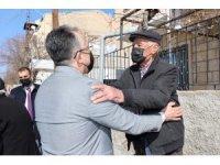 Belediye Başkanı Savran 350 Evler Mahallesinde vatandaşlarla bir araya geldi