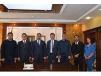 MAÜ, Şırnak Üniversitesi ile araştırma laboratuvarı işbirliği protokolü imzaladı