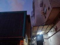 Ataşehir'deki mobilya fabrikası ikinci kez yandı