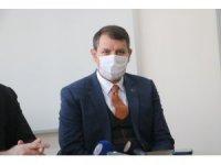 Sivas'ta toplam pozitif vaka sayısı 300'ün, günlük vaka sayısı 20'nin altına düştü