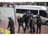 310 kilogram eroinle yakalanan uyuşturucu tacirlerine ceza yağdı