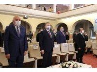 Vefatının 750. yılında Hacı Bektaş Veli Gazi Üniversitesi'nde anıldı