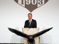 """Ahmet Nur Çebi: """"Şan ve şeref dolu 118 yıl"""""""