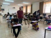 Senegal ve Gambiyalı öğrenciler Tokat'ta eğitim görecek