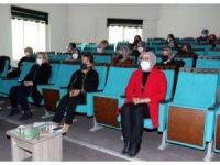 Van Büyükşehir Belediyesinden 'Yeşilay Haftası' semineri