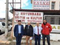 Osmancık'ta olası afetlere karşı beslenme alanı tespit edildi