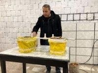 Biyoloji öğretmeni atık su arıtma sistemi yaptı
