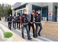 Alanya'da tapu dolandırıcılığı operasyonunda 2 tutuklama