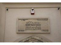 Kerkük'te restore edilen Kayseri Çarşısı eski hareketli günlerine kavuşmayı bekliyor
