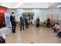 Erzincan Haymeana Anaokulu'nda eTwinning projesinin tanıtımı yapıldı