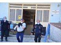 Isparta'da öğrencilere afet eğitimi verildi
