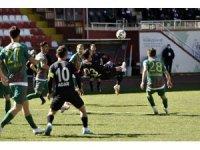 2. Lig: Gümüşhanespor: 0 - Amed Sportif Faaliyetler: 2
