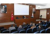 Mersin'de 'pandemi bilgilendirme toplantısı' yapıldı