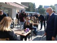 """Bakan yardımcısından İzmir'de """"dinamik denetim"""""""