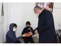 """Başkan Kılıç: """"Esnaflarımız Bafra'mızın kalbidir"""""""