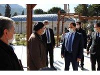 """Amasya Valisi Masatlı: """"Vaka artışlarının en büyük sebebi ev ziyaretleri"""""""