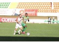 Süper Lig: Aytemiz Alanyaspor: 1 - Göztepe: 1 (Maç sonucu)