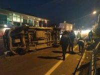 Aydın'da trafik kazası; 1'i ağır 2 yaralı