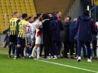 Süper Lig: Fenerbahçe: 1 - FTA Antalyaspor: 1 (Maç sonucu)