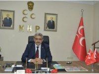 MHP Aydın İl Başkanı Alıcık'tan 'Yeşilay Haftası' mesajı
