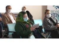Beykozlu vatandaşlara deprem eğitimi verildi