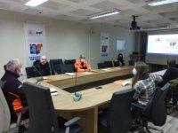 AFAD'tan basın mensuplarına bilgilendirme toplantısı