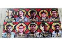 Belediyenin kullanılmayan binasında elebaşı Öcalan'ın fotoğrafları ele geçirildi