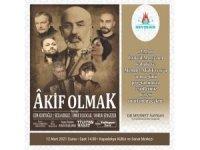 'Akif Olmak' adli tiyatro oyunu Nevşehir'de sahnelenecek
