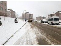 Van'da karla mücadele çalışmaları sürüyor