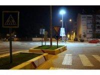 Nazilli'de aydınlatma çalışmaları devam ediyor