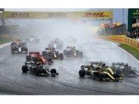 Formula 1'de 2021 takvimi belli oldu