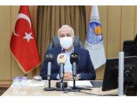 Akdeniz Belediye Meclisinin gündemi 'kadın' oldu