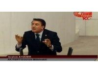 """Aydemir: """"Erzurum'u da, Ağrı'yı da zirveye taşıyacağız"""""""
