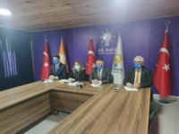 AK Parti Bilecik İl Başkanı Yıldırım, genişletilmiş il başkanları toplantını değerlendirdi
