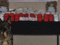 Karakol komutanı 82 kilo uyuşturucuyla yakalandı