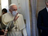 Tarihi ziyaret başladı: Papa Bağdat'a ulaştı